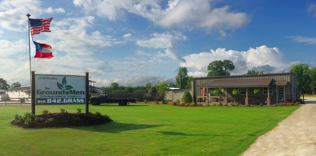 Commercial Landscape Design & Maintenance   The GroundsMen   Statesboro & Savannah, Ga