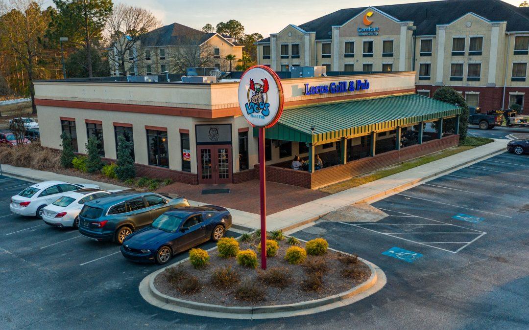 Restaurant Landscape Design & Maintenance