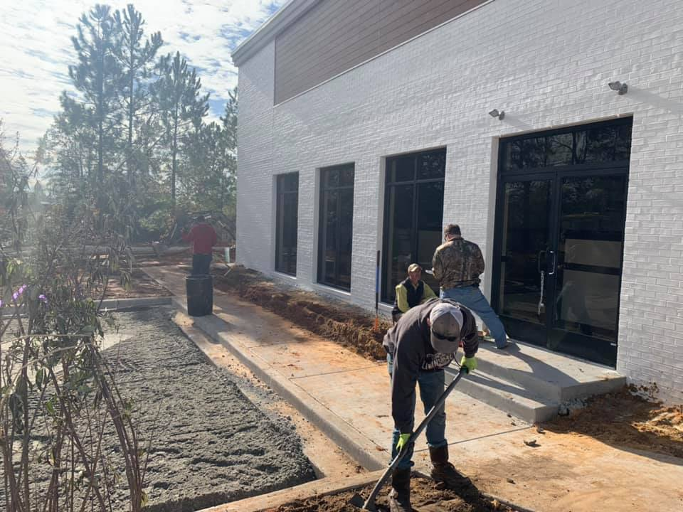 Surcheros Statesboro, GA | Landscape Design & Maintenance