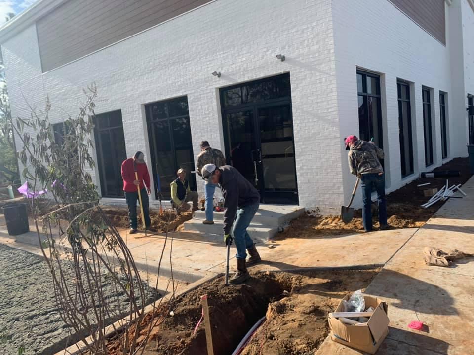Surcheros Statesboro, GA | Landscape Design & Installation